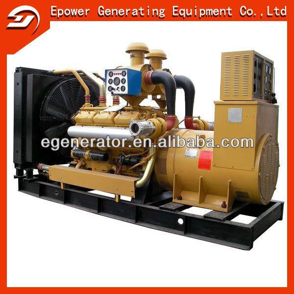 Experienced china exporter! shangchai 500kw 625 kva power diesel generation