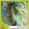 wholesale 100% polyester floral print chiffon fabric