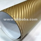 3D carbon fiber adhesive vinyl film for car