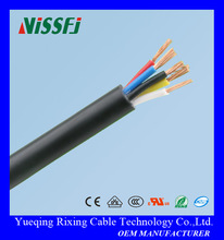 PVC Insulated Multi-core Copper/CCA Conductor Wire and Cable