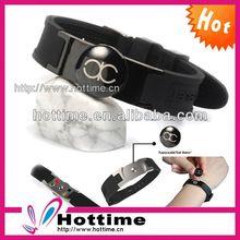 Hottest Charm Christian Silicone Bracelet