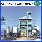 80t/h Asphalt mixer