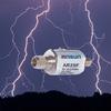 High quality RF antenna 0-2.5GHz F Head Gas tube antenna surge arrestor/lightning protector/voltage stabilizer/TVSS/SPD