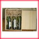 2013 gift wooden wine box pine wood wine crates