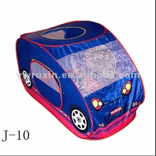 Be popular with kid/baby camping bed/pop up car tent