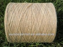Colorful Wool Acrylic blended yarn