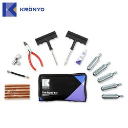 KRONYO tire plug repair tire repair nashville air compressor repair