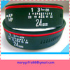 3/4 inch custom cheapest lens cap silicone bracelets