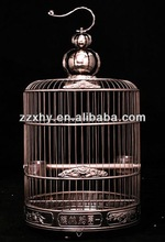 Holiday gift outdoor metal canary bird cage