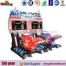 super bike racing game machine MR-QF381 42LCD Blazing Moto racing machine maximum tune game machine