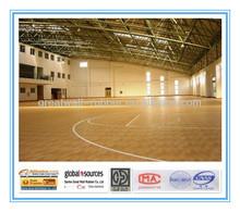 PVC Sports Flooring/Indoor Basketball Court