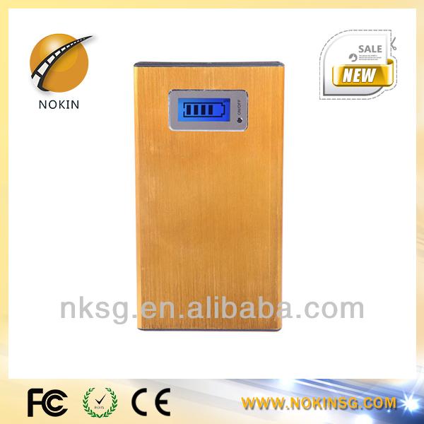 NK-D8900 portable power bank 14000mah mobile power bank
