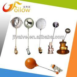 Jfollow Brass cistern float valve for ss float valves