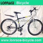 rigid frame mountain bike