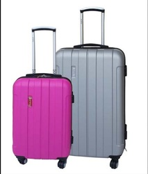 wholesale High quality Trolley luggage fashion travel bags suitcase