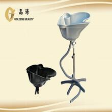 adjustable portable shampoo bowl/sink/basin hair beatuy salon furniture