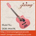 Caliente la venta de china de la guitarra nombres de instrumentos de cuerda