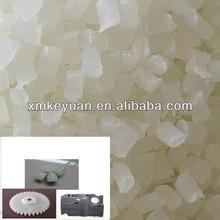 Gf33 pa6 nylon gf33 material plástico, 33gf poliamida pa6 de pellets precio