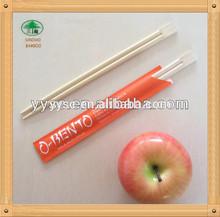 Red Envelope Packing 9 Inch Disposable Chopsticks Sushi