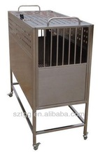 Stainless Steel Vet cage Pet clinic Cage Pet cageSDH31