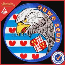 Novelty eagle patch emblem