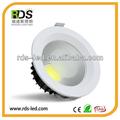 20w 85-265v lâmpada led teto downlight recesso telhado para baixo lâmpada de luz spot