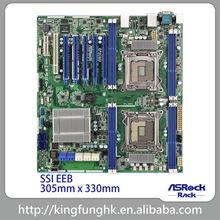 ASRock Rack SSI EEB EP2C602 Lga 2011 dual cpu Xeon E5 Server Motherboard