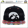 Wholesale baseball cap/blank custom snapback cap/custom snapback hat