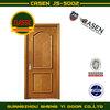 Solid teak wood bedroom door