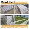 G603 granite kerb stone, granite road kerb, granite interlock & kerbstone