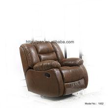 fabric single recliner sofa
