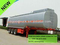 3 axles 40m3 cargo trailer 0086-13635733504