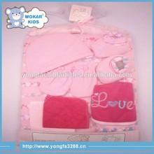 2015 New Product Newborn Baby GiftSet