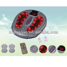 Massagers Infrared Heat Light Blood Circulation Electric Foot Massager 8855A