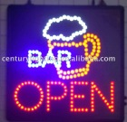 open sign, open led sign, led display