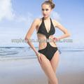 siyah sıcak satış bandaj tek parça seks genç kız bikini
