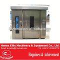 açoinoxidável commerial ar quente indústria forno rotativo elétrico para a galinha