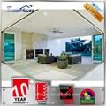 Padrão austrália as2047 moda alumínio bi- porta basculante para sala de estar