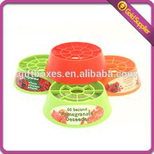 plastic peeling deseeder - new design pomegranate peeler