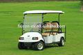 De haute qualité tout- aluminium voiture électrique/kart de golf électrique avec solar toit/ce a approuvé