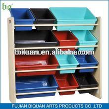 BQ wall mounted acrylic plastic storage box