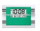 LCD Digital Calendar Table Clock/ Time, Day, Date & Temp Display