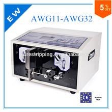 Ew-02a cabo de resíduos máquina descascador de fios