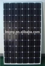 250W mono crystaline silicon PV module/solar panel
