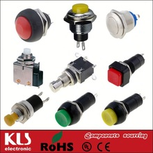 push button switch / micro switch UL CE ROHS 266