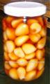 liquore salatura aglio