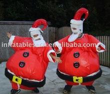 2012 Santa sumo suit