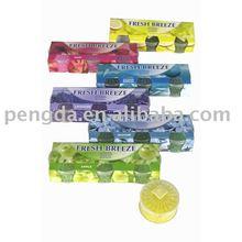 3pc x 45g crystal beads room air freshener