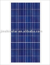 75W POLY solar panel for solar products, solar system