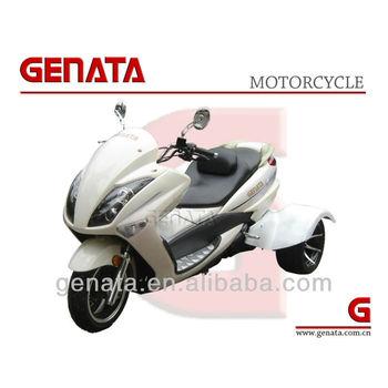 Three Wheel Gasoline Motorcycle GM200SL-1